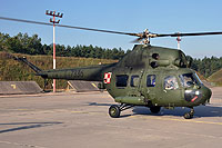 Helicopter-DataBase Photo ID:8380 PZL Mi-2URPG (modernized NVG) 56th Army Aviation Base 7336 cn:567336111