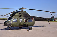 Helicopter-DataBase Photo ID:8381 PZL Mi-2URPG (modernized NVG) 56th Army Aviation Base 7336 cn:567336111