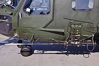 Helicopter-DataBase Photo ID:8382 PZL Mi-2URPG (modernized NVG) 56th Army Aviation Base 7336 cn:567336111