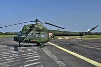 Helicopter-DataBase Photo ID:14706 PZL Mi-2URPG (modernized NVG) 56th Army Aviation Base 7337 cn:567337012