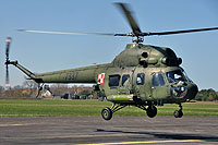 Helicopter-DataBase Photo ID:14707 PZL Mi-2URPG (modernized NVG) 56th Army Aviation Base 7337 cn:567337012