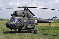 Helicopter-DataBase Photo ID:9155 PZL Mi-2URPG (modernized NVG) 56th Army Aviation Base 7337 cn:567337012