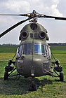 Helicopter-DataBase Photo ID:9154 PZL Mi-2URPG (modernized NVG) 56th Army Aviation Base 7337 cn:567337012