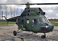 Helicopter-DataBase Photo ID:9670 PZL Mi-2URPG (modernized NVG) 56th Army Aviation Base 7337 cn:567337012