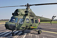 Helicopter-DataBase Photo ID:14705 PZL Mi-2URPG (modernized NVG) 56th Army Aviation Base 7337 cn:567337012