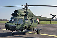 Helicopter-DataBase Photo ID:14702 PZL Mi-2URPG (modernized NVG) 56th Army Aviation Base 7338 cn:567338012