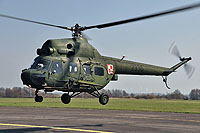 Helicopter-DataBase Photo ID:14704 PZL Mi-2URPG (modernized NVG) 56th Army Aviation Base 7338 cn:567338012