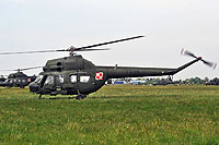 Helicopter-DataBase Photo ID:12648 PZL Mi-2URPG (modernized NVG) 56th Army Aviation Base 7338 cn:567338012