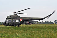 Helicopter-DataBase Photo ID:12649 PZL Mi-2URPG (modernized NVG) 56th Army Aviation Base 7338 cn:567338012