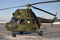 Helicopter-DataBase Photo ID:14464 PZL Mi-2URPG (modernized NVG) 56th Army Aviation Base 7338 cn:567338012