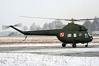 Helicopter-DataBase Photo ID:10591 PZL Mi-2URPG (modernized NVG) 56th Combat Helicopters Regiment 7340 cn:567340012