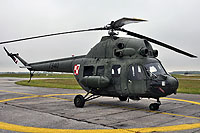Helicopter-DataBase Photo ID:16929 PZL Mi-2URPG (modernized NVG) 56th Army Aviation Base 7340 cn:567340012