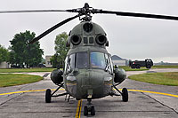 Helicopter-DataBase Photo ID:16930 PZL Mi-2URPG (modernized NVG) 56th Army Aviation Base 7340 cn:567340012