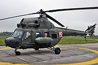 Helicopter-DataBase Photo ID:16931 PZL Mi-2URPG (modernized NVG) 56th Army Aviation Base 7340 cn:567340012