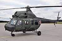 Helicopter-DataBase Photo ID:8388 PZL Mi-2URPG (modernized NVG) 56th Army Aviation Base 7340 cn:567340012