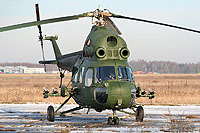 Helicopter-DataBase Photo ID:10588 PZL Mi-2URPG (modernized NVG) 56th Combat Helicopters Regiment 7340 cn:567340012