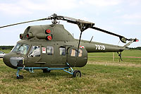 Helicopter-DataBase Photo ID:11190 PZL Mi-2Ch unknown 7839 cn:517839102