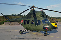 Helicopter-DataBase Photo ID:8389 PZL Mi-2URPG (modernized NVG) 56th Army Aviation Base 7840 cn:567840112