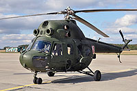 Helicopter-DataBase Photo ID:10449 PZL Mi-2URPG (modernized NVG) 56th Army Aviation Base 7840 cn:567840112