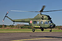 Helicopter-DataBase Photo ID:14713 PZL Mi-2URPG (modernized NVG) 56th Army Aviation Base 7840 cn:567840112