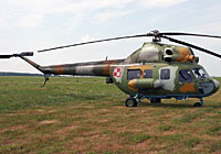 Helicopter-DataBase Photo ID:3771 PZL Mi-2URPG 1st Aviation Training Centre 8219 cn:568219063