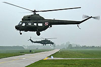 Helicopter-DataBase Photo ID:15713 PZL Mi-2URPG (modernized NVG) 56th Army Aviation Base 8220 cn:568220063