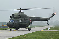 Helicopter-DataBase Photo ID:15714 PZL Mi-2URPG (modernized NVG) 56th Army Aviation Base 8220 cn:568220063