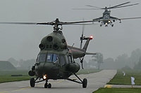 Helicopter-DataBase Photo ID:15715 PZL Mi-2URPG (modernized NVG) 56th Army Aviation Base 8220 cn:568220063