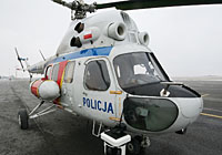 Helicopter-DataBase Photo ID:3571 PZL Mi-2P State Police Aviation SN-01XP cn:532815023