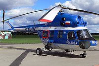 Helicopter-DataBase Photo ID:3299 PZL Mi-2 State Police Aviation SN-05XP cn:541918051