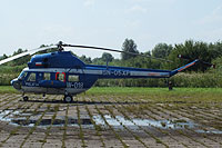 Helicopter-DataBase Photo ID:10468 PZL Mi-2 State Police Aviation SN-05XP cn:541918051