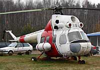 Helicopter-DataBase Photo ID:2188 PZL Mi-2 private Zalesie