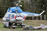 Helicopter-DataBase Photo ID:16902 PZL Mi-2 private Kawle Dolne