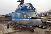 Helicopter-DataBase Photo ID:13332 PZL Mi-2 unknown SU-JAG