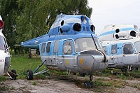 Helicopter-DataBase Photo ID:13343 PZL Mi-2 unknown SU-JAG