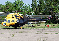 Helicopter-DataBase Photo ID:2715 PZL Mi-2 Tian-Shan UP-MI207