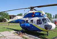 Helicopter-DataBase Photo ID:2717 PZL Mi-2 Okhotzooprom UP-MI213