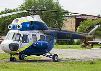Helicopter-DataBase Photo ID:5468 PZL Mi-2 Okhotzooprom UP-MI213