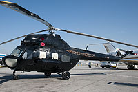 Helicopter-DataBase Photo ID:10954 PZL Mi-2 Aerospace Consortium FZE UP-MI219 cn:5211047119