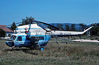 Helicopter-DataBase Photo ID:17672 PZL Mi-2 Air Ukraine UR-20208 cn:526847100