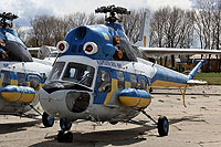 Helicopter-DataBase Photo ID:13494 PZL Mi-2 Karpati Avia UR-20261 cn:547219071