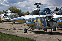 Helicopter-DataBase Photo ID:13487 PZL Mi-2 Karpati Avia UR-20407 cn:549905086