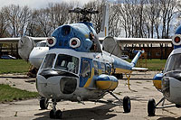 Helicopter-DataBase Photo ID:13488 PZL Mi-2 Karpati Avia UR-20407 cn:549905086