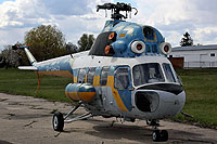Helicopter-DataBase Photo ID:13491 PZL Mi-2 Karpati Avia UR-20409 cn:529907086
