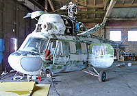 Helicopter-DataBase Photo ID:4790 PZL Mi-2 unknown UR-23216 cn:5210137037