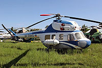 Helicopter-DataBase Photo ID:15373 PZL Mi-2 State Aviation Museum UR-23943 cn:531925061