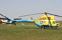 Helicopter-DataBase Photo ID:822 PZL Mi-2 TATNEFT UR-BWB cn:547926112