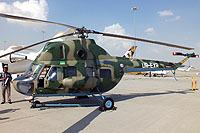 Helicopter-DataBase Photo ID:13992 MSB Mi-2MSB Motor Sich UR-EXR cn:544438105