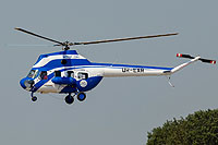 Helicopter-DataBase Photo ID:16210 MSB Mi-2MSB Motor Sich UR-EXR cn:544438105