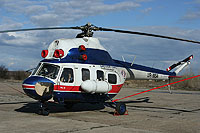 Helicopter-DataBase Photo ID:10106 PZL Mi-2 Motor Sich UR-MSA cn:547620042
